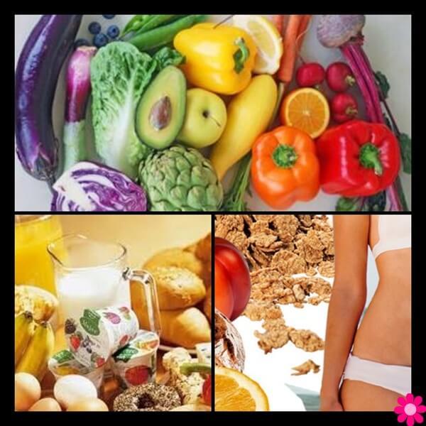 Ισορροπημένη και υγιεινή διατροφή!