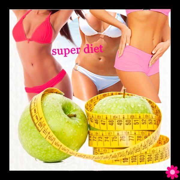super δίαιτα για επίπεδη κοιλιά