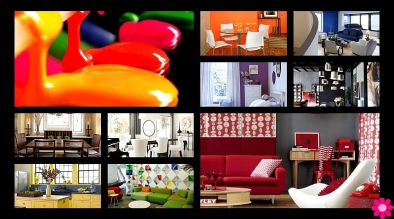 ψυχολογία και Χρώματα