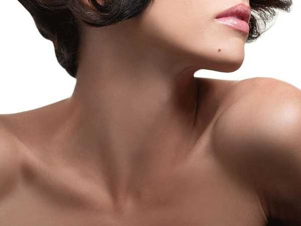 Μυστικά ομορφιάς για νεανικό λαιμό και ντεκολτέ!