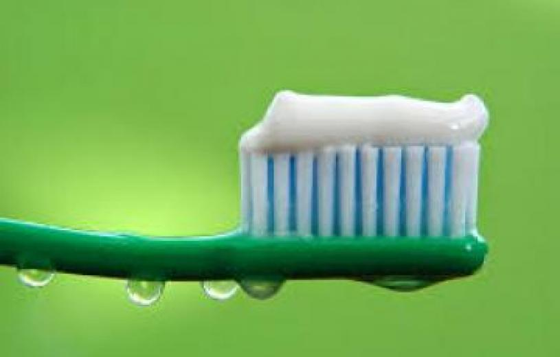 σπιτική οδοντόκρεμα