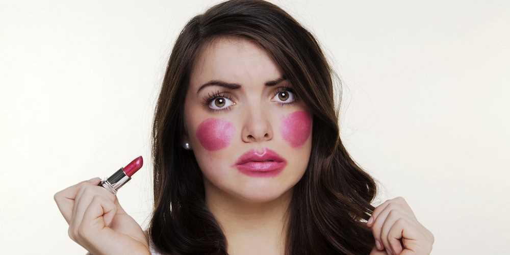 7 λάθη ομορφιάς που κάνουμε εμείς οι γυναίκες