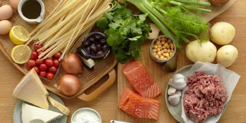 τροφές που δίνουν ενεργεία