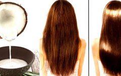 Ισιώσετε τα μαλλιά σας φυσικά