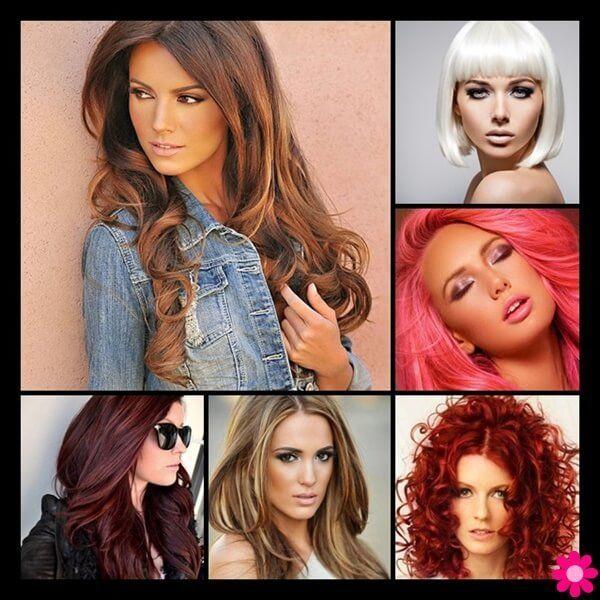 Τι χρώμα μαλλιών σου πάει