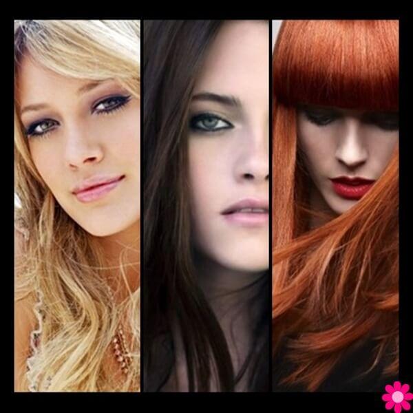 Φυσικό χρώμα μαλλιών