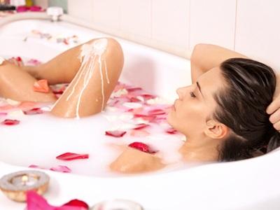 θεραπείες Spa στο σπίτι για το σώμα και την ψυχή