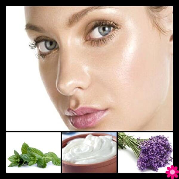 Φροντίδα για λιπαρά δέρματα με βότανα