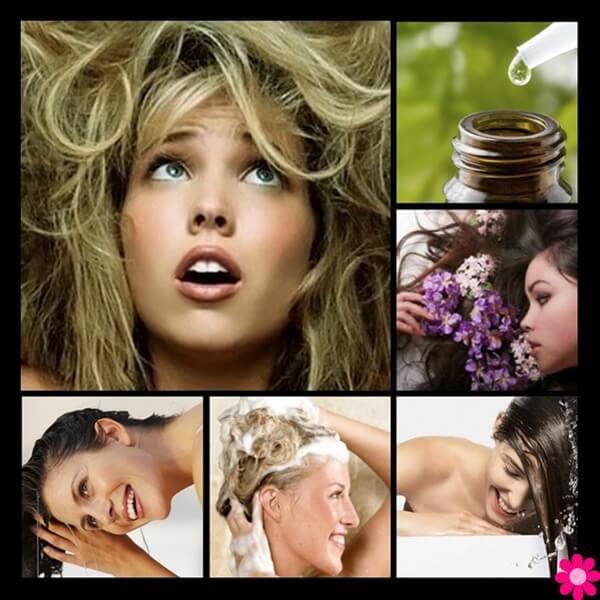 Φροντίδα για ξηρά και ταλαιπωρημένα μαλλιά