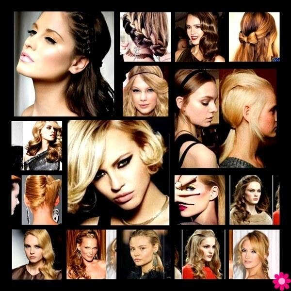 Εντυπωσιακά χτενίσματα μαλλιών