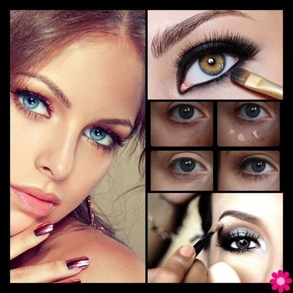 Μακιγιάζ για ελκυστικά μάτια