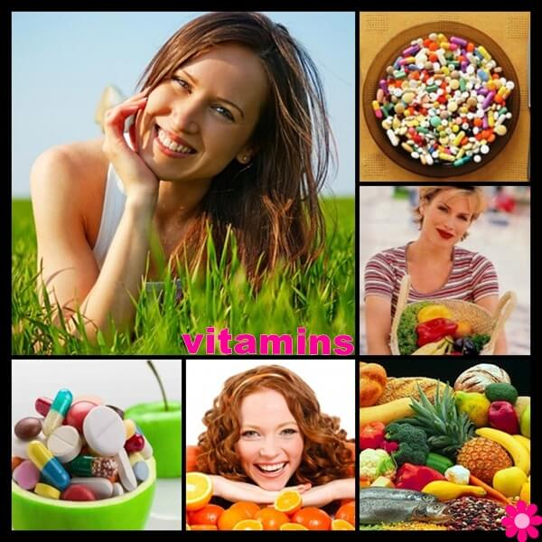 Ομορφιά και υγειά με βιταμίνες