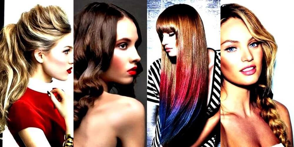 Μόδα μαλλιών Άνοιξη-Καλοκαίρι 2014 Κούρεμα-Χτένισμα-Χρώμα