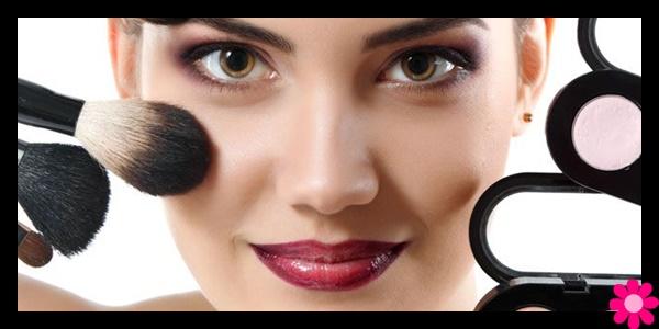Μακιγιάζ μαθήματα ομορφιάς
