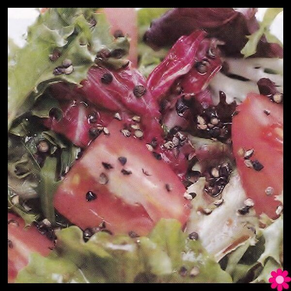 Μπαλσάμικη καλοκαιρινή σαλάτα