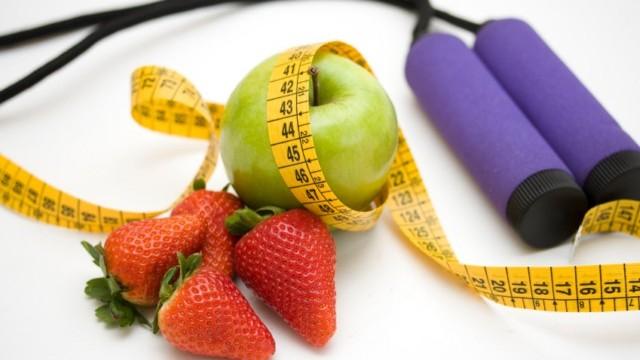 Χάσετε βάρος με άσκηση και ισορροπημένη διατροφή!