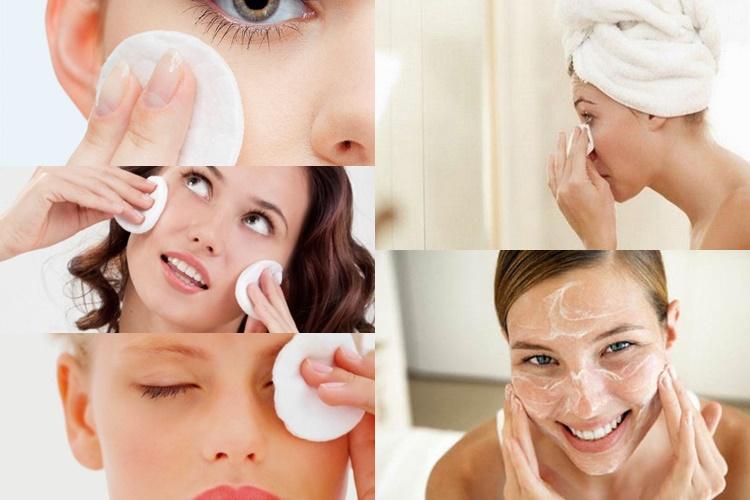 Ντεμακιγιάζ η καθημερινή συνήθεια που λυτρώνει το δέρμα