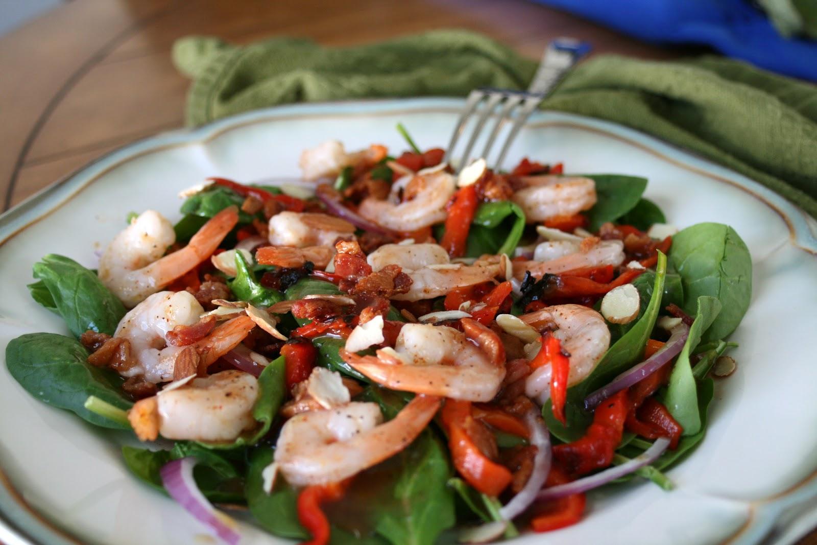 Νόστιμες σαλάτες με σπανάκι