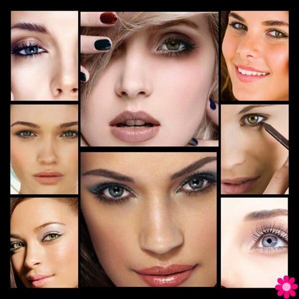 Μακιγιάζ βήμα βήμα που βελτιώνει το σχήμα των ματιών
