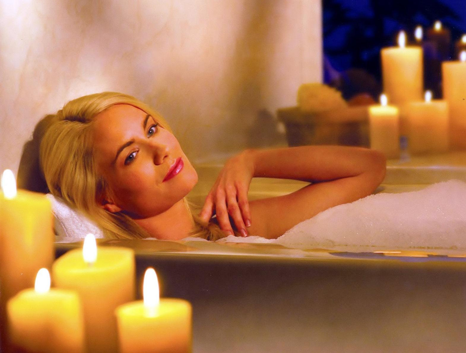 Διώξτε το άγχος με χαλαρωτικό μπάνιο αρωματοθεραπείας!