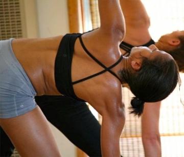 Hot yoga το αντίδοτο του στρες