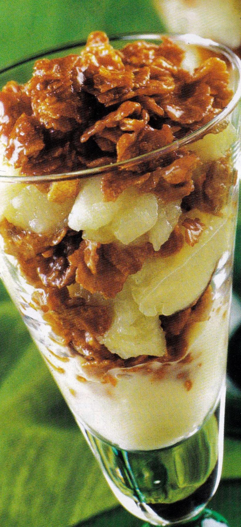 Μήλα τραγανιστά με σοκολάτα