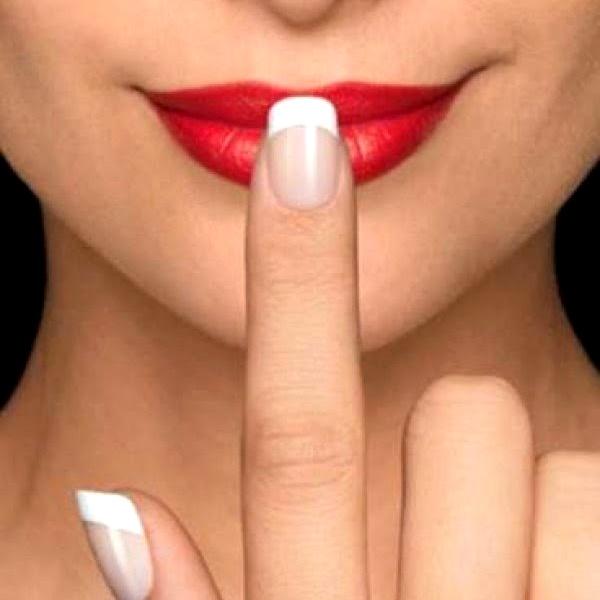 εύθραυστα αδύναμα νύχια