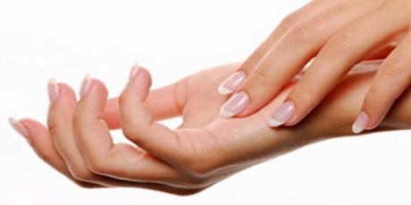 αντιγήρανση χεριών