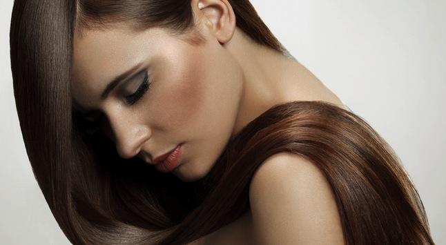λαμπερά μαλλιά