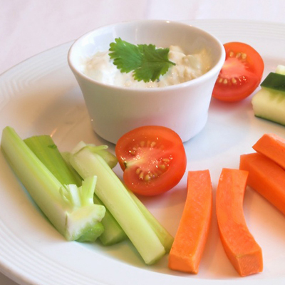 vegetable appetizer