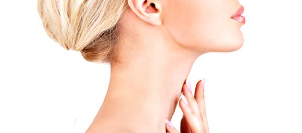 Αντιρυτιδική κρέμα θρέψης για τον λαιμό