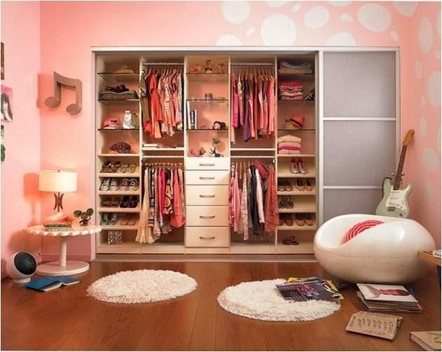 ξεκαθαρίσετε τα πράγματα στις ντουλάπες σας