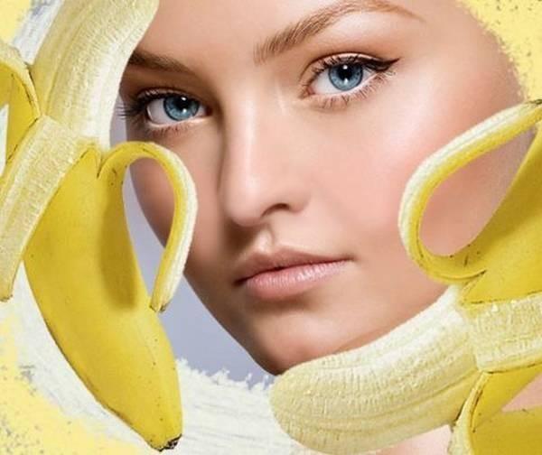 Φυσικό botox με μπανάνα