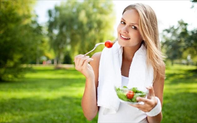 τροφές για μετά τη γυμναστική