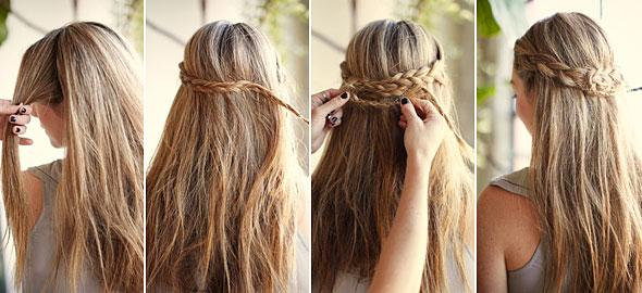 Τα πιο τέλεια χτενίσματα για μακριά μαλλιά