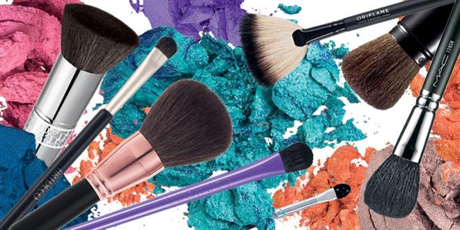 16 πινέλα μακιγιάζ και οι χρήσεις τους