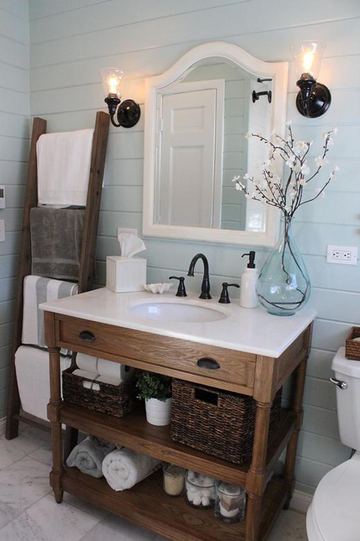 Tips Για να οργανώσεις το μπάνιο