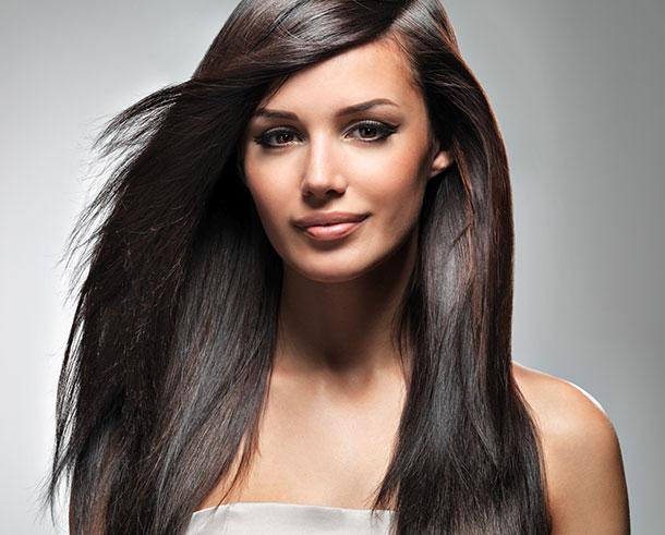 Ίσιωμα μαλλιών