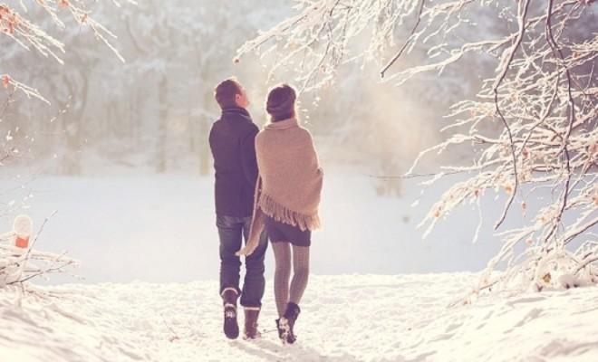 Ιδέες για χειμερινά ραντεβού