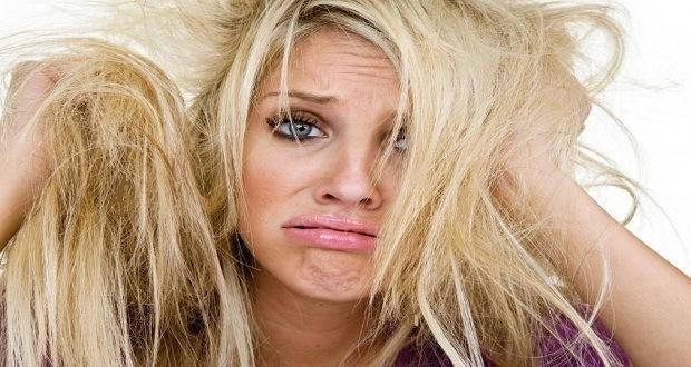Ατίθασα μαλλιά-
