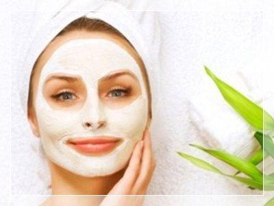Μάσκα προσώπου με γιαούρτι για ξηρό δέρμα-