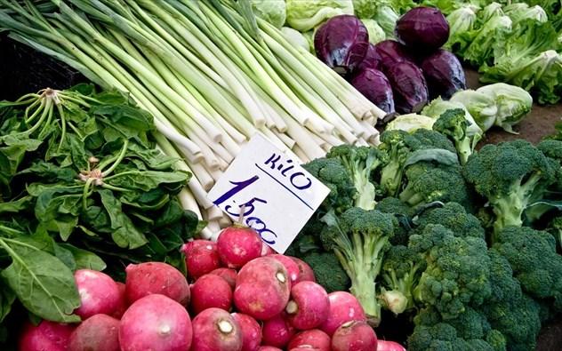 Τα λαχανικά που ενισχύουν το ανοσοποιητικό μας σύστημα