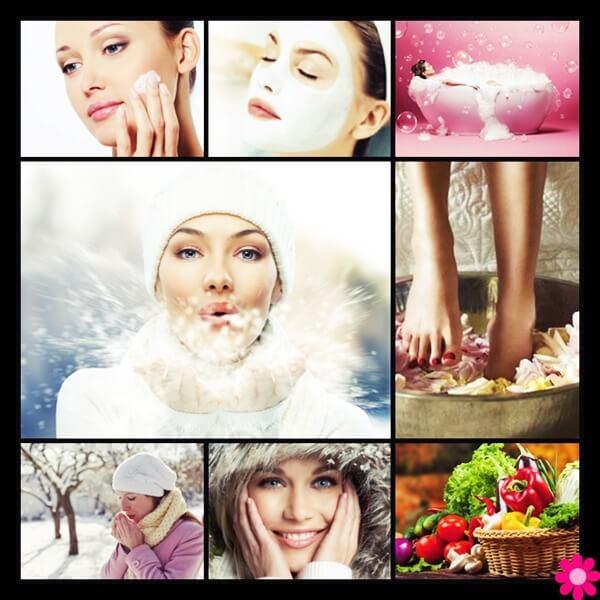 Χειμωνιάτικα μυστικά ομορφιάς