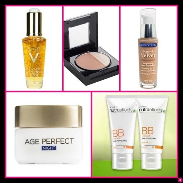 5 νέα προϊόντα ομορφιάς