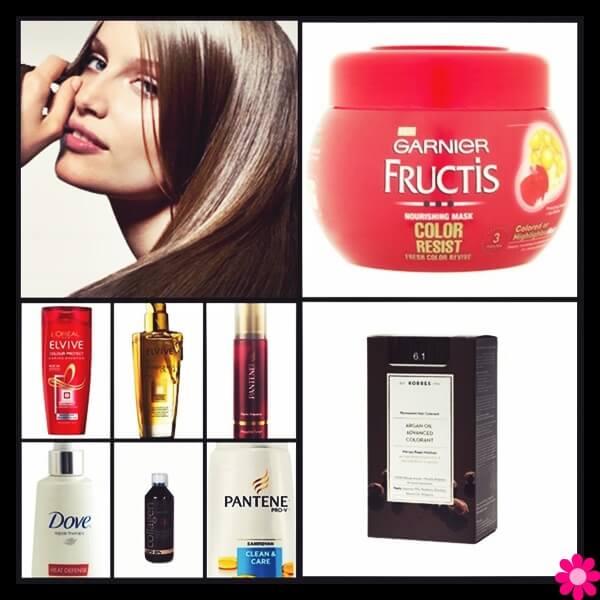 προϊόντα για τέλεια μαλλιά