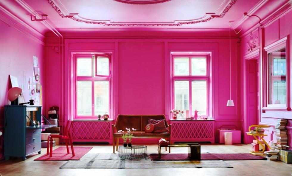 Δώσετε χρώμα στο σπίτι σας