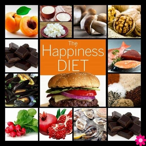 Η δίαιτα της ευτυχίας