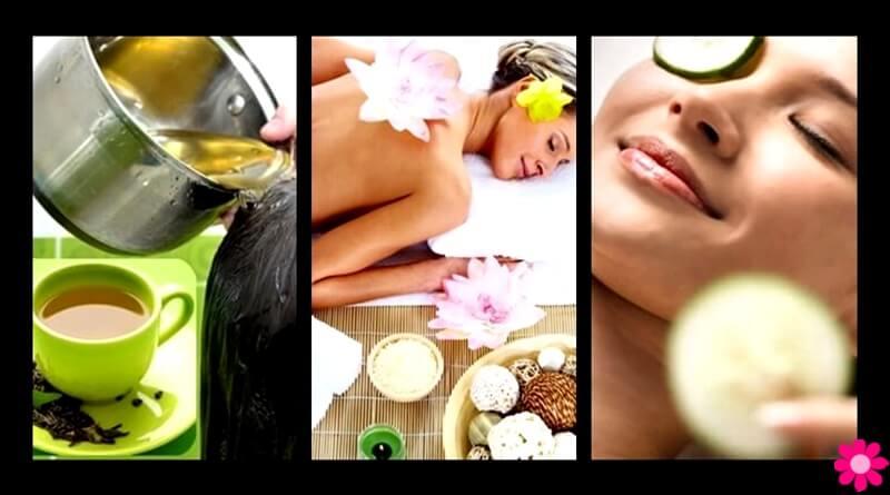 Συνταγές ομορφιάς για πρόσωπο σώμα και μαλλιά