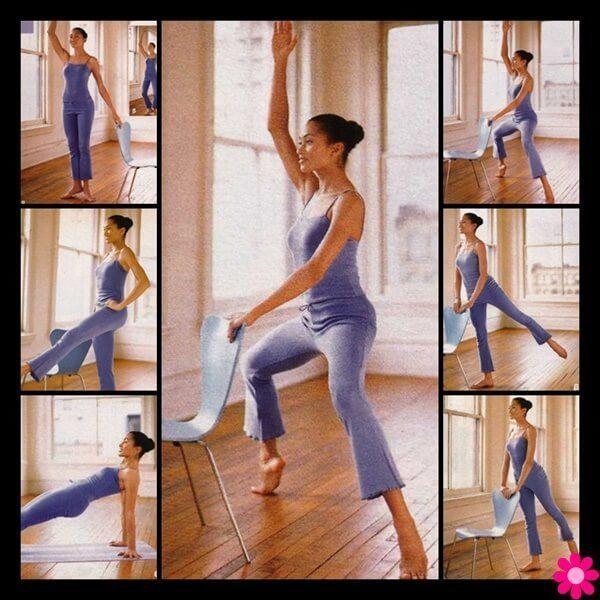 Σώμα χορεύτριας-Μην το ζηλεύεις απόκτησε το!
