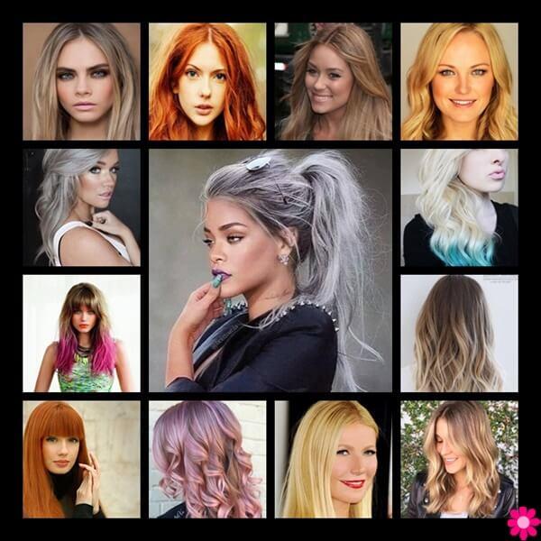 Τα πιο hot χρώματα μαλλιών για φέτος το καλοκαίρι 6c208964792